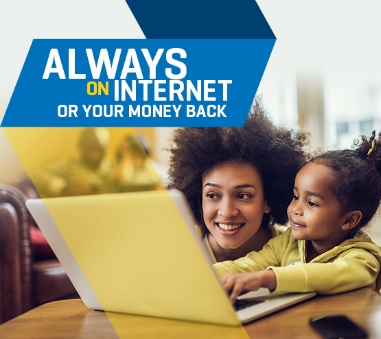 Get Connected From As Little AS $40